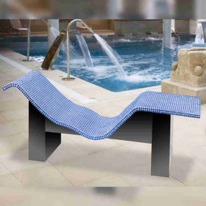 tumbona termica spa sauna