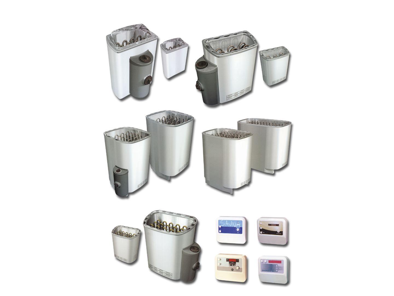 Calefactores para saunas