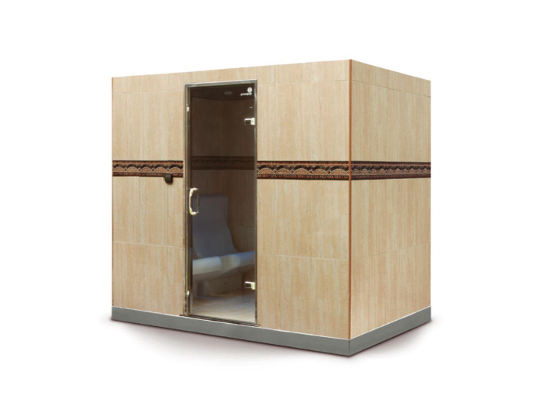 Cabina baño de vapor marmol